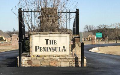 The Peninsula, Granbury, Texas