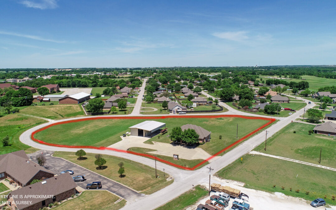 Commercial Property in Acton, Texas ~ Office + Warehouse